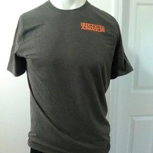Under Armour shirt!
